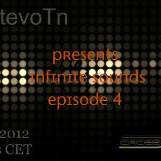 Infinite Sounds Episode 4: Dj StevoTn Guest DJ @ crossfm