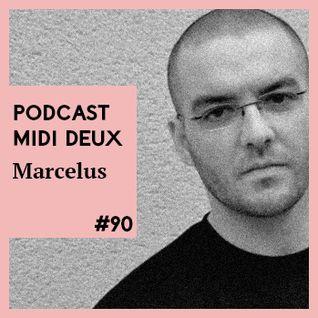 Podcast #90 - Marcelus [Singular/DeeplyRootedHouse/Tresor]