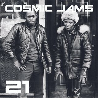 Cosmic Jams Vol.21