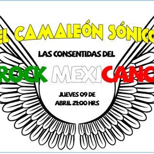Las Consentidas del Rock Mexicano
