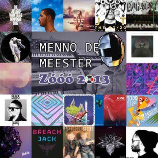 Menno de Meester - Zóóó 2013
