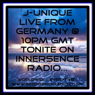 'Deep Connected Web Session' Live @ Innersence Radio 09.08.2013