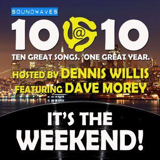 Soundwaves 10@10 #62: Weekend