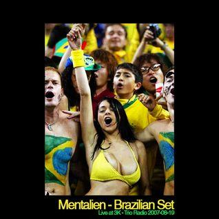 Mentalien - Brazilian set