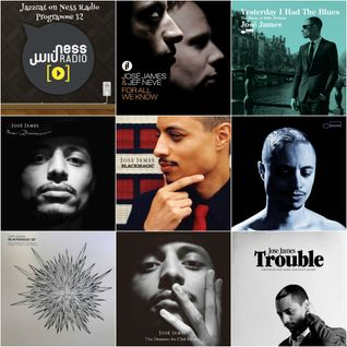 "Jazzcat on Ness Radio - Programme 12 (29/04/2015) -  ""José James special"""