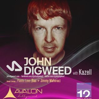 John Digweed - Live From Avalon, Los Angeles (19-03-2011)