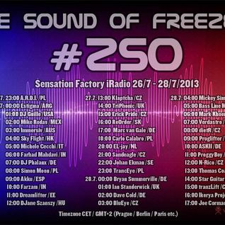 The Sound Of Freezer 250 - Mike Rodas Guest Mix