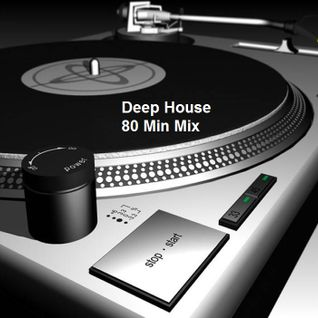 Deep House Music - 80 Min Summerheat Mix
