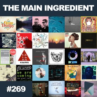The Main Ingredient Radio Show NYC - Episode #269
