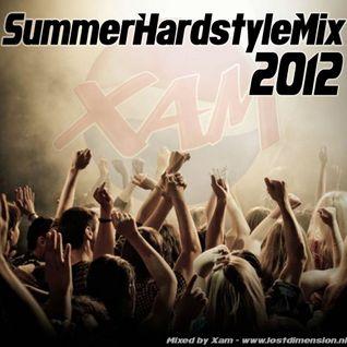 Xam - SummerHardstyleMix 2012