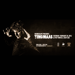 Timo Maas - Live at Torus, Boston, USA (20-02-2016)
