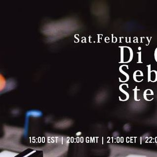 MoodyLushious Influences Episode 34 (February 2014 Edition) (Exclusive Guest Mix By Stefan Kaye)