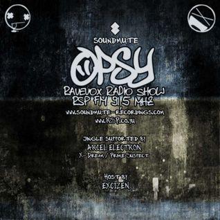 OPSY at Ravevox RSP FM mix