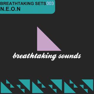 Breathtaking Sets 003 Mixed By N.E.O.N