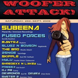 System 2 - Ableton Set @ Woofer Attack 26.09.09