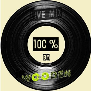 WOODEN 100% VINYL MIX B-DAY 2015