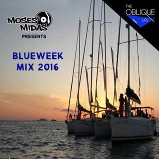 @ObliqueLondon does Blueweek IBIZA 2016 - @MosesMidas