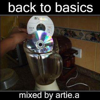Back to Basics - mixed by artie.a