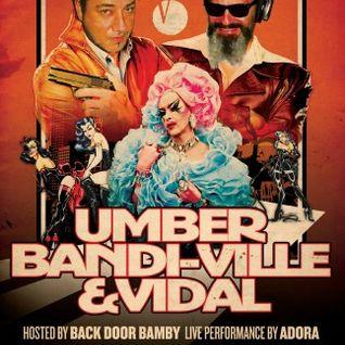 Saturday, November 10 at The Vagabond