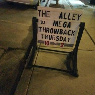 Dj Mega - Throwback Thursday - 06-03-2016