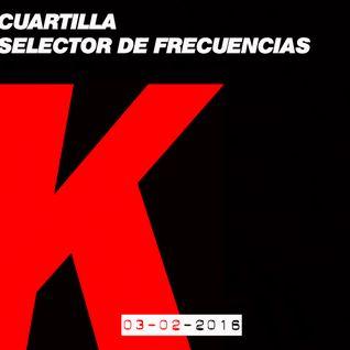 SELECTOR DE FRECUENCIAS 03 con CUARTILLA (03 Feb 2016)
