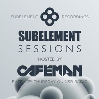 Subelement Sessions 02 hosted by Cafeman (HU) on NSB Radio 2015-11-12