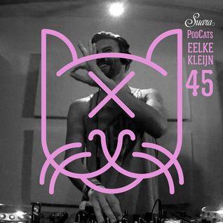 [Suara PodCats 045] Eelke Kleijn @ Beatport Studio (Amsterdam)