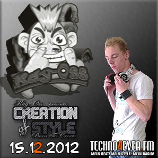 Creation Of Style LIVE 15.12.2012