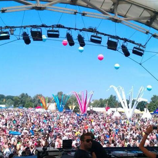 NICK CURLY / Live at Love Family Park in Hanau, Germany / 07.07.2013 / Ibiza Sonica