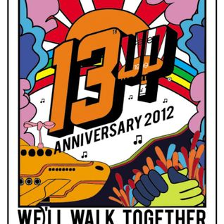 Dj.NYT & Dj.Nengnoi Host By MC Vandal One : 13Up Anniversary 2012
