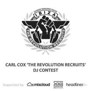 Carl Cox 'The Revolution Recruits [Jack Esquire]'