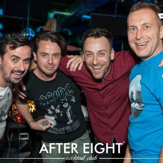 Partydul KissFM ed389 vineri - ON TOUR After Eight Cocktail Club Cluj-Napoca cu Dj Jonnessey si Aner