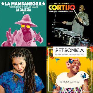Movimientos show: 20/1/16 w/La Mambanegra, Petrona Martinez, Audry Funk, Eliane Correa, Neguim, IFE
