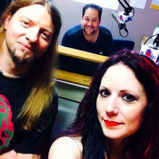 "Khâos & Nÿx interview with Dave ""Crash"" Miller on 107.5 The Fox!"