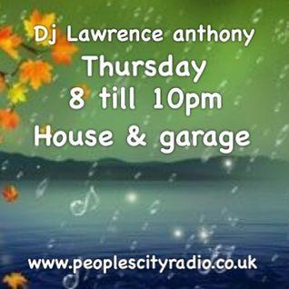 dj lawrence anthony pcr radio 06/10/16
