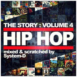 TheStory : Volume 4 - HIP HOP