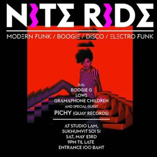 Nite Ride Vol.05 (Vinyl Mix)
