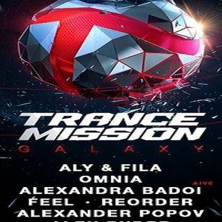 Aly  Fila - Live @ Trancemission Galaxy MSK (15.10.2016)