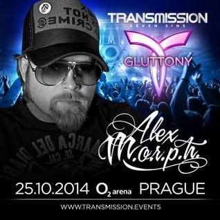 Alex M.O.R.P.H._-_Live_at_Transmission_Seven_Sins_Prague_25-10-2014-Razorator