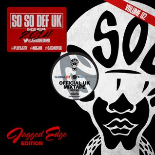 [THROWBACK 2014] Official So So Def UK Promo Mix Vol 2. [Jagged Edge Edition]