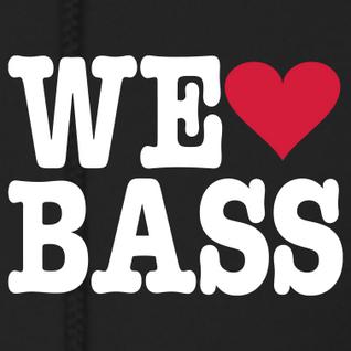 We Love Bass mixed by Deejay Julião - December 2012