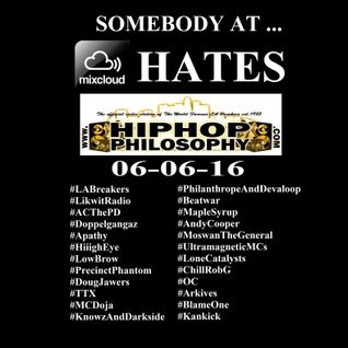 HipHopPhilosophy.com Radio - LIVE - 06-06-16