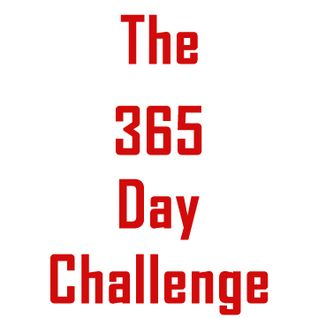 "The 365 Challenge: ""Part one"""