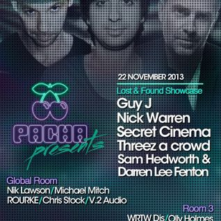 Nick Warren - Pacha London Podcast 028 (November 2013)