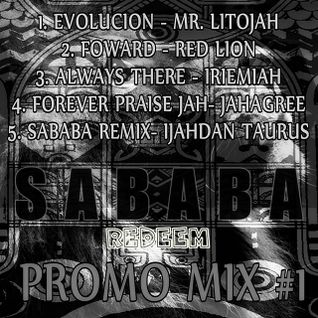 IJAHDAN TAURUS PRESENTS : SABABA REDEEM MIX #1 / Various Artists 2013