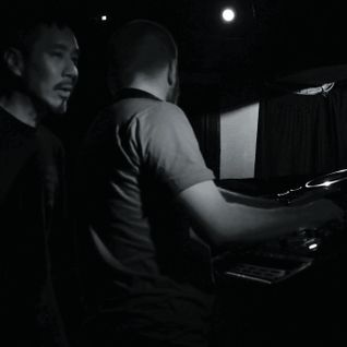Conor L & Daniel Wang, live at Motel@Wigwam, Dublin, Jan 30th 2016