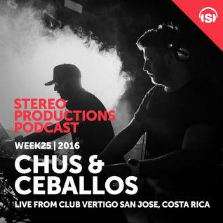 WEEK25_16 Chus & Ceballos Live from Club Vertigo San Jose, Costa Rica