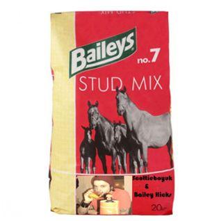 Baileys Stud Mix No 7 (with Scottieboyuk)
