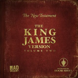 MDWWR #81 THE KING JAMES VERSION VOL. 2: THE NEW TESTAMENT