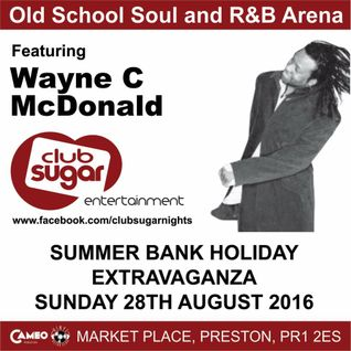 Sugar Radio Show: 24 Jul 2016: Exclusive RnB Heat